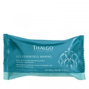 Thalgo Les Essentiels Marins Micronised Marine Algae Cleansing Bar 100g Skin Care Acne & Blemish Treatments