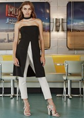 ad7bc9ec834 August Street Wind It Up Pant. Coco Bella Boutique
