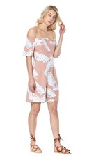Amelius Feather Playsuit by AMELIUS