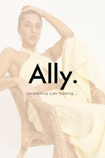 Ally Fashion DOUBLE LAYER BODYCON MIDI DRESS ED4549-80