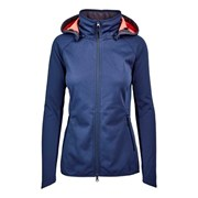 Gondwana Women's Mowarry Softshell Jacket Navy & Coral