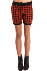 3.1 Phillip Lim Houndstooth Short