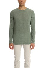 Blue & Cream Blue&Cream Lightweight Cashmere Crew Sweater Shrub