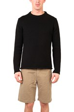 Hope Fender Sweater Black