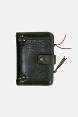 Jerome Dreyfuss Polo Wallet Sapin