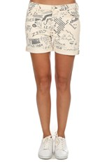 MOTHER Vagabond Cuff Short Unwritten Rules