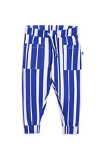 Mini Rodini Odd Stripe Trousers Blue
