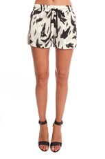Pam & Gela Printed Short Bird Print