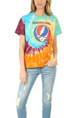 R13 Grateful Dead Boy Tee Tie Dye