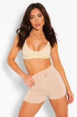 Boohoo Mix and Match Soft Loop Back Lounge Shorts