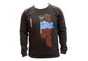 Adidas Originals Mens Maze Crew Neck Fleece Jumper