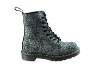 Dr. Martens Dr Martens 1460 Pascal Splatter Print Womens Leather Lace Up Boots