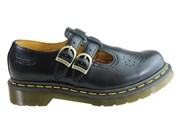 Dr. Martens Dr Martens Womens 8065 Mary Jane Comfortable Leather Shoes