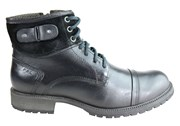 Ferricelli Volt Mens Comfortable Leather Dress Boots Made In Brazil