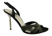 Hollywood Heels Flow Womens Dress Heel Sandals