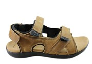 Scholl Orthaheel Bells II Mens Comfortable Supportive Sandals