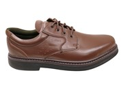 Slatters Premier Mens Comfortable Leather Lace Up Dress Shoes