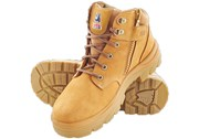 Steel Blue Mens 312158 Parkes Zip Steel Cap Comfortable Work Boots