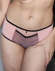 Curvy Kate Victory Viva Short Pink/Black