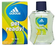 Adidas Get Ready For Men EDT 100mL