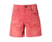 Renegades Mini Raxevsky Baby Boys Bermuda in Edgy Red