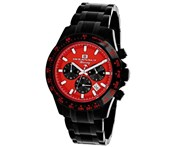 Oceanaut Men's 44mm Biarritz Watch - Black