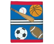 Stephen Joseph Kids Sports Wallet