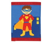Stephen Joseph Kids Superhero Wallet
