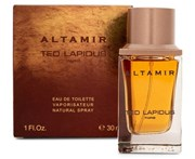 Ted Lapidus Altamir For Men EDT 30mL