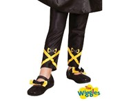 The Wiggles Emma Wiggle Child Footless Tights