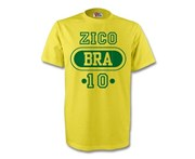 Gildan Zico Brazil Bra T-shirt (yellow) - Kids