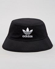Adidas Boys' AC Bucket Hat Black/white