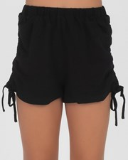 Ava And Ever Girls' Brielle Shorts Black