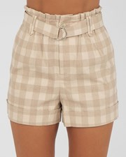 Ava And Ever Monte Carlo Shorts Beige