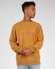 Billabong Rambler Crew Knit Sweatshirt Hash