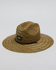 Billabong Tides Straw Hat Brown