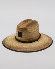 Dexter Shadow Straw Hat Natural