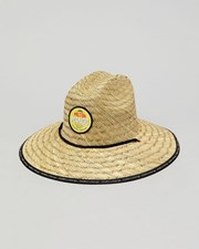 Milton Mango Can Fever Straw Hat Natural