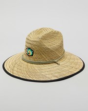 Sanction Funky Straw Hat Natural/multi