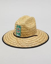 Victor Bravo's Vicky's Can Straw Hat Natural