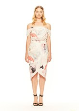 Cooper St Blinded By Love Midi Dress