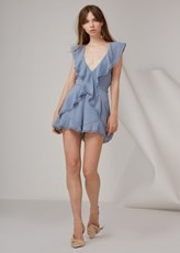 Keepsake LOVERS HOLIDAY PLAYSUIT steel