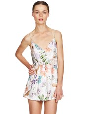 Talulah Remedy Floral Playsuit