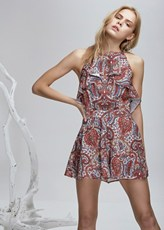 Finders Keepers Willow Playsuit
