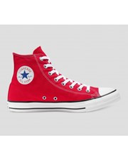 Converse Unisex Converse Chuck Taylor All Star Classic Colour High Top Red