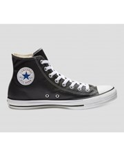 Converse Unisex Converse Chuck Taylor All Star Leather High Top Black