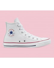Converse Unisex Converse Chuck Taylor All Star Leather High Top White