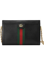 Gucci Ophidia Small Black Shoulder Bag