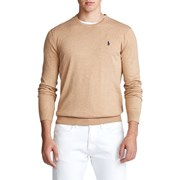 Ralph Lauren Polo Ralph Lauren Pima Cotton Men's Sweater Brown