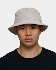 EN ES Corduroy Bucket Hat Tan